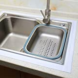 Bathtub Caulk Strip, Gigabit Waterproof Tub Sealing Tape Caulk Sealer Anti-mildew Wall Trimmer Protection Corner Sealing Strip, 2 Rolls Green 255 x 3CM