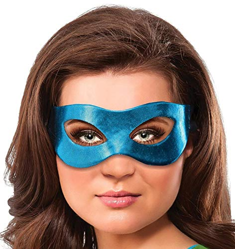 Rubie's Women's Ninja Turtles Leonardo Eye Mask, One Size