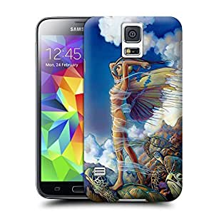 Unique Phone Case Women#4 Hard Cover for samsung galaxy s5 cases-buythecase
