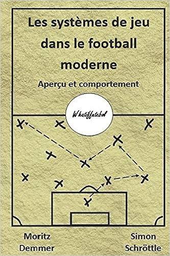 Les systèmes de jeu dans le football moderne: Aperçu et comportement