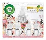Air Wick Scented Oil Refills, Vanilla & Pink Papaya, 5 Count