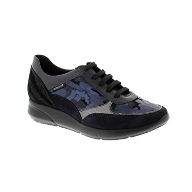 Mephisto Diane - Navy Ice (Leather) Womens Trainers