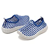 EQUICK Kids Slip-on Casual Sneakers Breathable