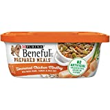 Purina Beneful Prepared Meals Simmered Chicken Med...