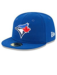 Toronto Blue Jays Infant Authentic Collection On-Field My First 59FIFTY Fitted Hat