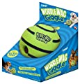 Allstar Innovations Wobble Wag Giggle Ball, Dog Toy