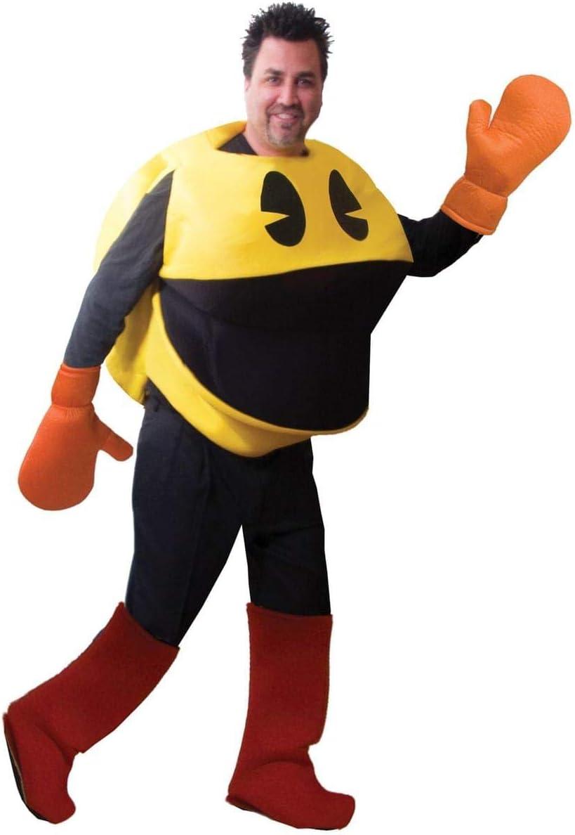 Desconocido Disfraz Pac Man para adulto: Amazon.es: Juguetes y juegos
