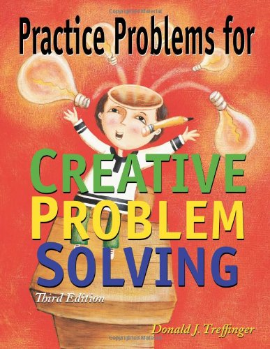 Practice Problems for Creative Problem Solving: Donald