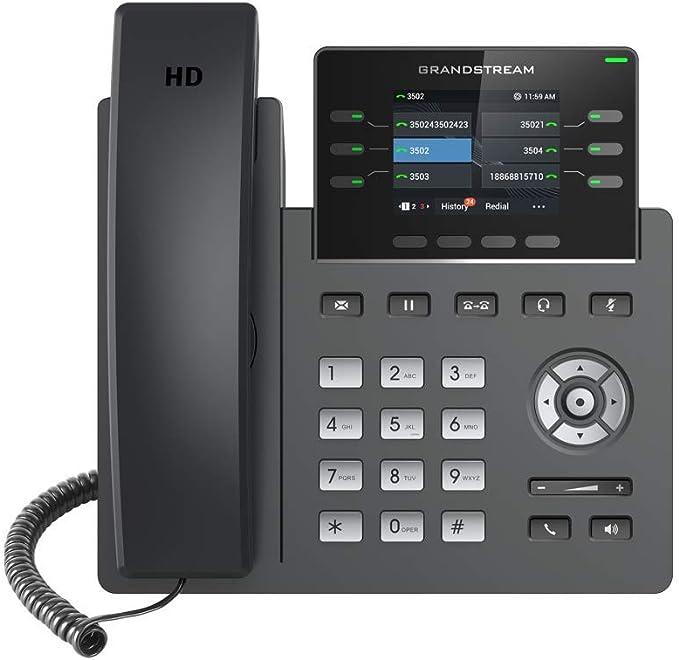 Grandstream Grp2613 Hd Poe Ip Telefon Grp 2613 Elektronik
