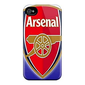 Shock Absorbent Hard Phone Covers For Iphone 6plus (lVP5767WPWE) Unique Design Nice Arsenal Skin