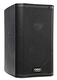 QSC K8 2-Way Powered Speaker - 1000 Watts, 1x8\
