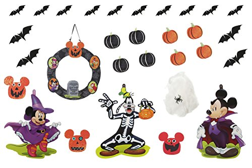 Disney Mickey Party (Disney Mickey & Friends Deluxe Party Decorating Kit)