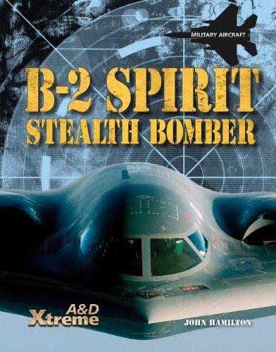 (B-2 Spirit Stealth Bomber (Xtreme Military Aircraft))