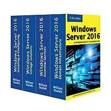Windows Server 2016: IT Pro Library