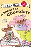 Grandpa Spanielson's Chicken Pox Stories: A Snout for Chocolate (I Can Read Level 2)