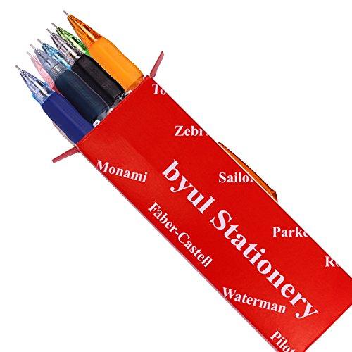 Pentel Side FX Mechanical Pencil, 0.5mm 7 Color Barrel +Refill Lead (7 Pack + Lead) Photo #4