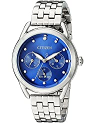 Ladies Drive from Citizen Eco-Drive LTR Blue Dial Watch FD2050-53L