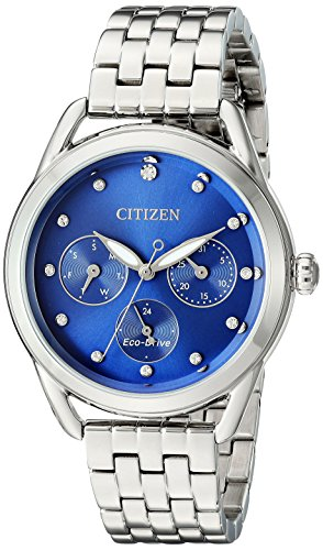 - Ladies' Drive from Citizen Eco-Drive LTR Blue Dial Watch FD2050-53L