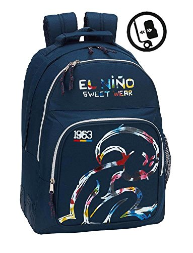 School Niño El Splash School Splash Backpack Official Niño Official Backpack El FxwOdqdYBg
