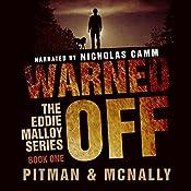 Warned Off: The Eddie Malloy Series, Book 1 | Richard Pitman, Joe McNally