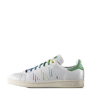 new product 6fcb1 d5c27 Image Unavailable. Image not available for. Color  Adidas Stan Smith Pride  ...