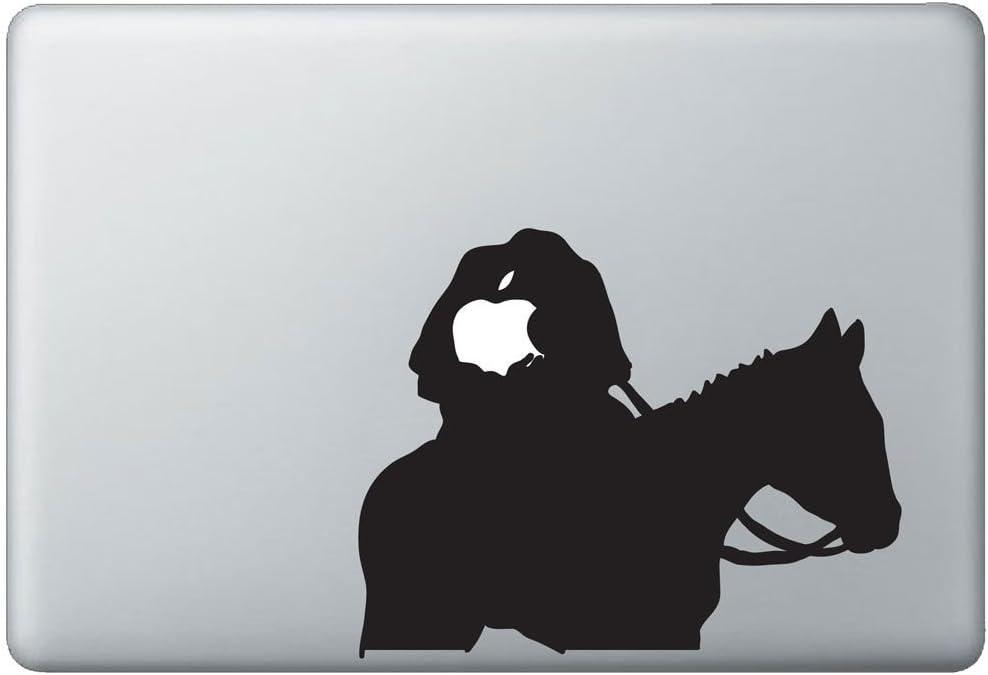 Headless Horseman MacBook Decal, Fits 11