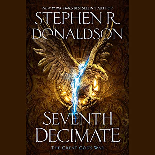 Seventh Decimate: The Great God's War, Book 1