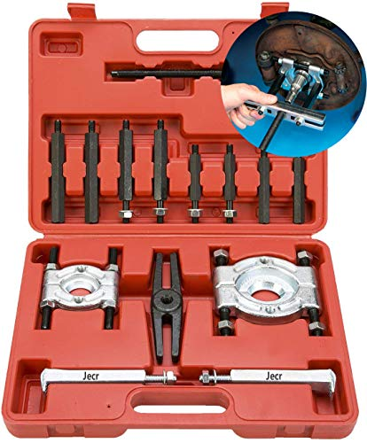 Bearing Separator and Puller Set – Splitter and Removal Kit – Hydraulic Service Tool to Remove Bearings - 2