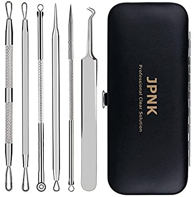 JPNK Blackhead Remover Tools Kits (6 Pcs)