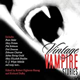 Bargain Audio Book - Vintage Vampire Stories