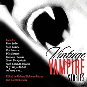 Vintage Vampire Stories Audiobook