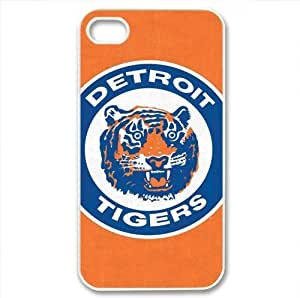 Pink Ladoo? iphone 4 4s Case Phone Cover Hard Plastic Detroit Tigers