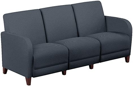 Amazon.com: Faux Leather or Patterned Fabric Sofa - 69.5\