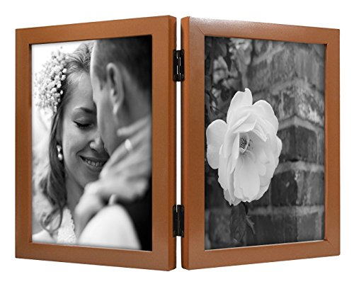 double 5x7 picture frames - 8