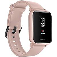 Amazfit Bip Lite Waterproof Sports Smart Watch, Pink