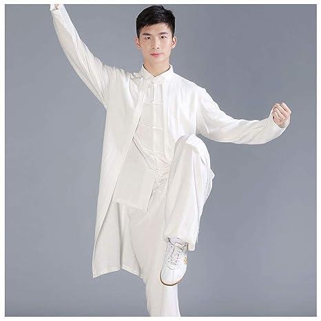 Tai Chi Uniforme Entrenamiento Ropa Kung Fu Ropa Wushu Traje ...