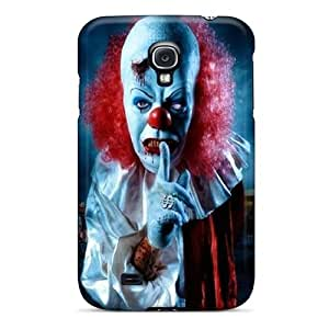 CeKzRyJ1593Nclit Case Cover Protector For Galaxy S4 Horror Case
