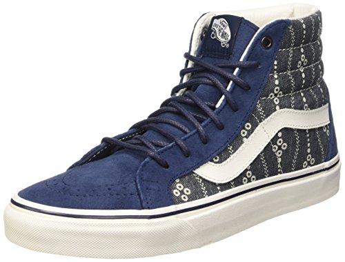 生きているセラー欲求不満Vans Womens SK8-HI SLIM ZIP Fashion Sneaker