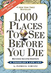 The world's bestselling travel book is back in a more informative, more experiential, more budget-friendly full-color edition. A #1 New York Times bestseller, 1,000 Places reinvented the idea of travel book as both wish list and practical gui...