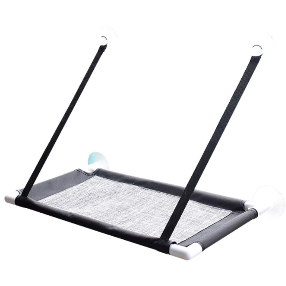 Cat Window Perch Cat Hammock Bed with Comfortable and Cool, Safe Materials for Pet Resting Seat Safety Cat Shelves