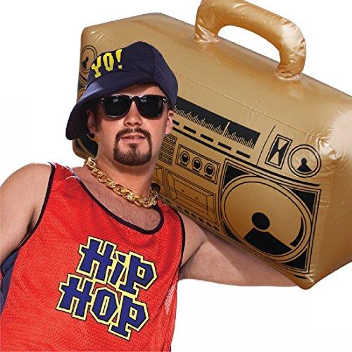 Hip Hop Men's Inflatable Boom (Ghetto Rapper Costume)
