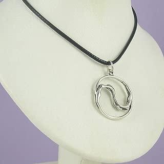 product image for Woman/Woman Yin Yang Pendant