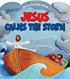 img - for Jesus Calms the Storm (Rhyme Time Bible Stories) book / textbook / text book