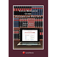 Legal Research Guide: Patterns and Practice, (2015)