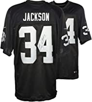 b8266fab8 Bo Jackson Raiders Autographed Nike Jersey - Fanatics Authentic Certified -  Autographed NFL Jerseys