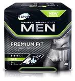 Tena Men Premium Fit Pants Plus Medium - 10 Pants