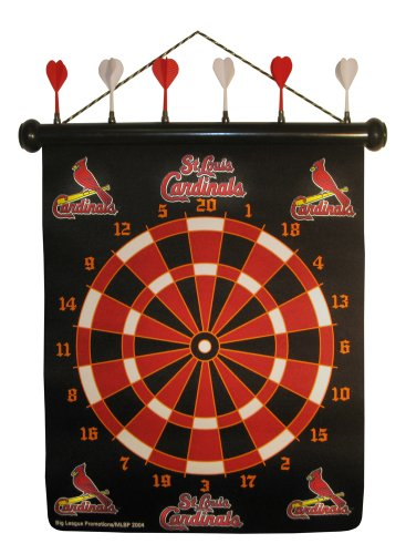 MLB St. Louis Cardinals Dart Board (Mlb Team Darts)