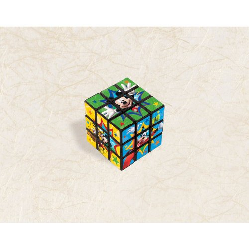 Mickey Mouse Puzzle Cube, Mini (Mini Mickey Balloon)