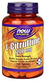 NOW L-Citrulline 1200 mg Extra Strength,120 Tablets Review
