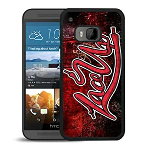 Lace Up Mgk Black New Design Phone Case For HTC ONE M9 Case